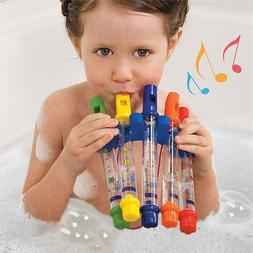 1Pcs Water Flute <font><b>Toy</b></font> Kids Children Color