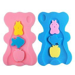 2pcs baby care bath sponge infant bath