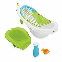 4-In-1 Sling-N-Seat Tub With Squeeze Bottle & Whale Scoop 4-