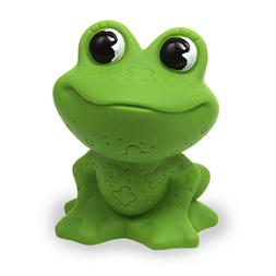 "5"" Frog Bath Toy Made in Russia. Rubber Baby Bath Toys Durab"