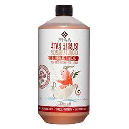 Alaffia - Everyday Coconut Bubble Bath, Gentle for Babies an