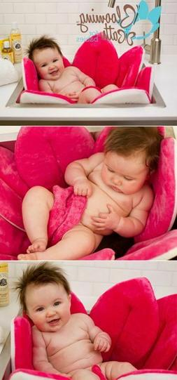 Blooming Bath Baby Bath - Hot Pink