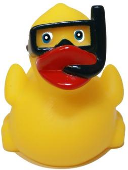 Rubber Ducks Family Snorkel Rubber Duck, Waddlers Brand Toy