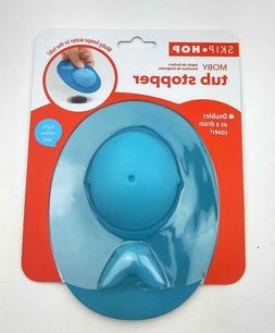 Skip Hop Moby Bath Tub Stopper, Blue