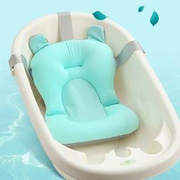 Baby Bath Bathing Tubs Pillow Pad Infant Bathtub Lounger Air