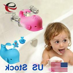 Baby Bath Safety Protector Spout Cover Silicone Bathroom Bat