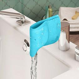 Baby Bath Tap Faucet Protection Cover Elephant Pattern Safet