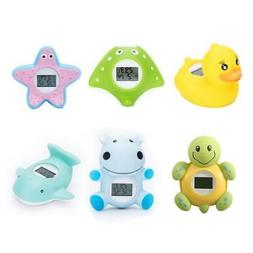 Baby Bath Thermometer Floating Bath Toy Safety Thermometer w