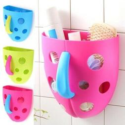 Baby Bathtub Bath Toys Storage Basket Bathroom Organiser Han