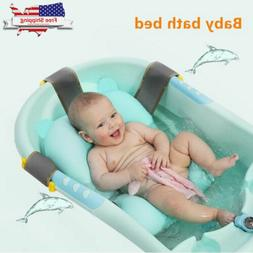 Baby Bath Tub Net T-type Bath Net Bed Infant Safety Shower A