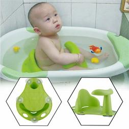 Baby Bath Tub Ring Seats Infant Child Toddler Kids Non Slip
