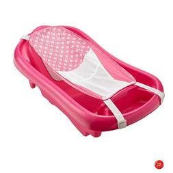 Baby Bather Tub For Newborn Bath Support Sling Wash Comfort