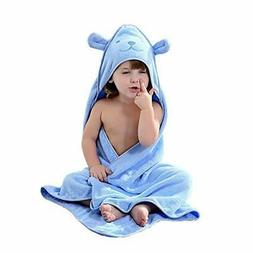 YIFAYS Baby Hooded Towels Soft and Thick Cotton Bath Set Gir