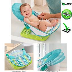 Baby Infant Bath Seat Summer Bather Support 3 Position Recli