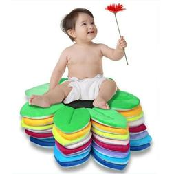 baby infant shower bathtub blooming flower cushion