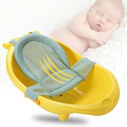 Baby Infants Bath Tub Safety Bathing Seat Support Net Sling