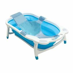 Kidsmile Baby Portable Collapsible Bathing Tub With Non-Slip