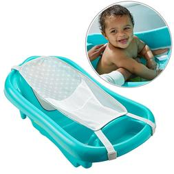 Baby Shower Wash Bath Tub With Sling Net Hammock Seat For To