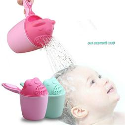 baby spoon cute shower bath water swimming