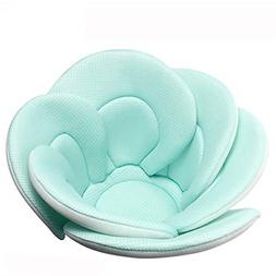 Baby Bath Cushion Sink Bather, Soft Quick Drying Bathtub Mat