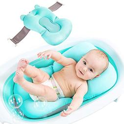 VERNASSA Soft Baby Bath Pillow & Lounger
