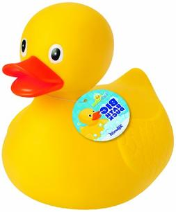 Bath Duck  Toysmith Big 8.5 Inch Bathing Bathroom Accessorie
