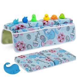 SBABY BATH KNEELER AND ELBOW REST PAD - Spout Cover, 6 Bath