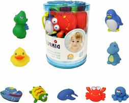 Bath Toys For Girls Boys Toddlers 1 2 3 Year Old Age Baby To