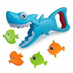 Hoovy Bath Toys Fun Baby Bathtub Toy Shark Bath Toy for Todd