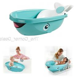 Bathing Tub Seat Whale For Baby Kids Toddler Newborn Shower