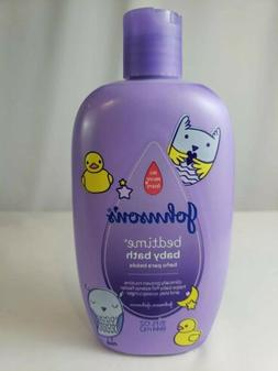 Johnson & Johnson Baby Bedtime Bath, 15 Fluid Ounce