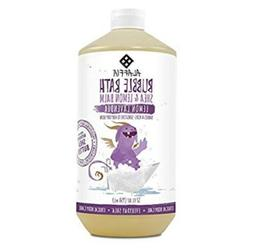 Alaffia  Bubble Bath  Babies   Kids  Lemon Lavender  32 fl o