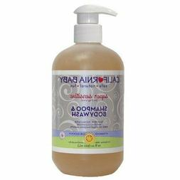 California Baby Super Sensitive Shampoo & Body Wash - Fragra