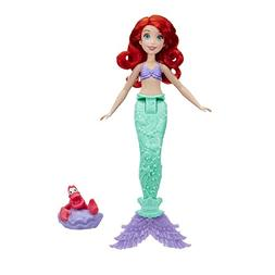 Disney Princess Color Change Reveal Ariel