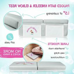 Cheerful Products Padded Bath Kneeler and Elbow Rest . Soft