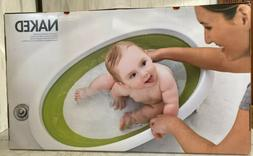Boon 'Naked' Collapsible Bathtub, Size One Size - Green And