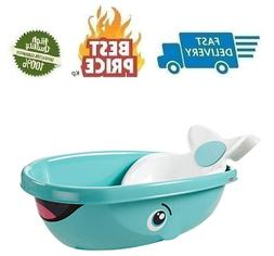 Cute Baby Bathtub Contoured infant seat with cozy padded Wha