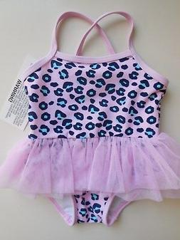 CUTE BABY GIRL TUTU BATHERS SWIMWEAR CLOTHES SIZE 000 FITS 0