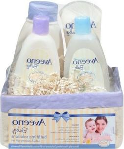 Aveeno Baby Daily Bath Time Solutions Gift Set To Prevent Dr