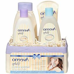daily bathtime solutions gift set to nourish