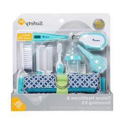 Safety 1st Deluxe 25-Piece Baby Healthcare and Grooming Kit