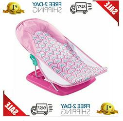 deluxe baby bather seat chair tub summer