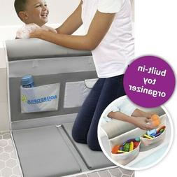 Aquatopia Deluxe Safety Bath-Time Cushioned Easy Kneeler wit