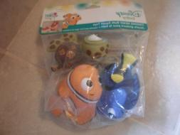 The First Years Disney Baby Bath Squirt Toys, Finding Nemo N
