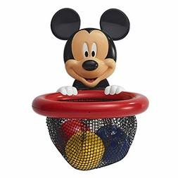 The First Years Disney Baby Shoot and Store Bath Toy, Mickey