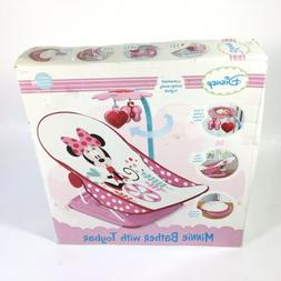 disney minnie mouse baby girl pink deluxe