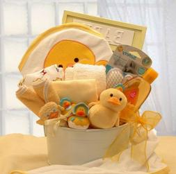 Gift Basket Drop Shipping 89092-Y Bath Time Baby New Baby Ba