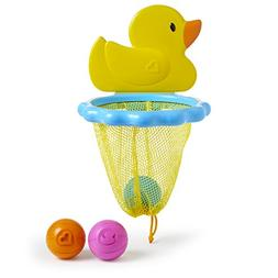 Munchkin Duck Dunk Bath Toy Bathtub Toy, New