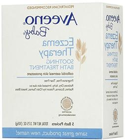Aveeno Baby Eczema Therapy Soothing Bath Treatment - 3.75 oz