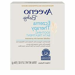 Aveeno Baby Eczema Therapy Soothing Bath Treatment with Soot